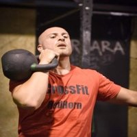 Personal trainer di CrossFit, Pilates, TRX, Bodybuilding, Functional training, allenamento all'aperto, a Torino